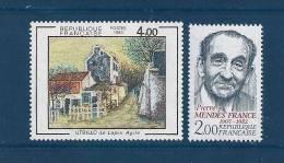 France  Timbres  De 1983  N°2297/98  Neuf ** - Ungebraucht