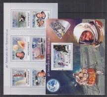 R12 Mozambique - MNH - Space - 2009