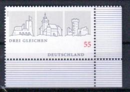 Deutschland ´Drei Gleichen In Thüringen´ / Germany ´Gleichen Castles, Thuringia´ **/MNH 2012