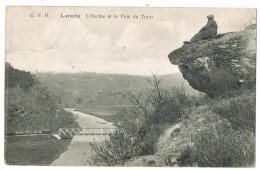 La Roche: L'Ourthe Et Le Pont Du Tram.  (2  Scans)