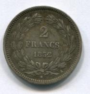 Louis Philippe I 2 Francs 1832 A - France