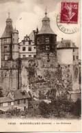 25. Montbeliard. Le Chateau - Montbéliard