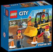 Lego City 60072 - Ensemble De Démarrage De Démolition - Lego