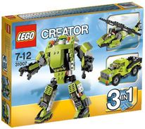 Creator - Le Super Robot - 31007 - Lego