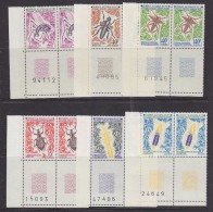 TAAF 1972 Insects 6v (pair +margin) ** Mnh (33068M) - Ongebruikt