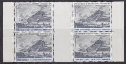 TAAF 1976 Passage De Cook A Kerguelen 2x2v (gutter) ** Mnh (33068N) - Franse Zuidelijke En Antarctische Gebieden (TAAF)