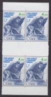 TAAF 1976 Otarie 1v  2x Gutter ** Mnh (33068T) - Franse Zuidelijke En Antarctische Gebieden (TAAF)