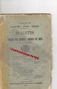 19 - BULLETIN STE LETTRES SCIENCES ET ARTS CORREZE- 1880- TURENNE-TREIGNAC- BEAULIEU-PIERRE DE LIMOGES-OBAZINE- - Limousin