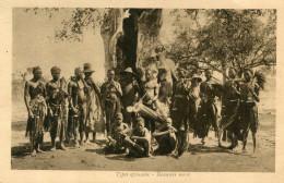 HAUTE VOLTA(TYPE) DANSEUR MOSSI - Burkina Faso