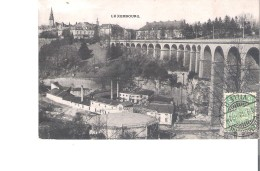 C P A  LUXEMBOURG  Vue Generale - Lussemburgo - Città