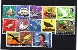 Pitcairn  Nº Yvert  38/49A  En Nuevo