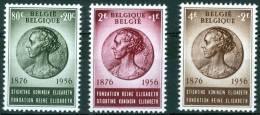 N° 991-993 XX- 1955 - Unused Stamps
