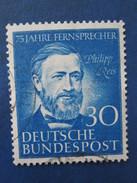 Bund Mi 161 Gestempelt  ,  Gute Erhaltung - Used Stamps