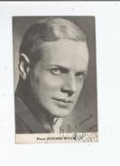 PIERRE RICHARD WILLM CARTE AVEC AUTOGRAPHE 1943 - Autographs