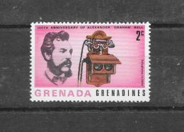 Grenada 1977 Scott Nr° 207 ** - Grenade (1974-...)