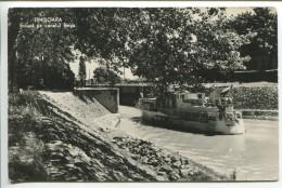 Timisoara - Sluice-gate On The Bega Canal - Romania