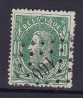 N° 30 LP 160 GAND FAUBOURG DE BRUGES - 1869-1883 Léopold II