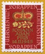 Liechtenstein **LUXE 1938 1945 P 214