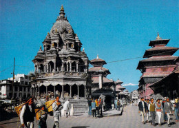 Asie NEPAL  Patan Durbar Square (Place Du Darbâr De Patan)( (KATHMANDU  KATHMANDU)*PRIX FIXE - Népal