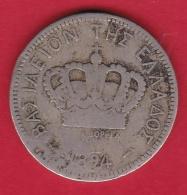 Grèce - 20 Lepta 1894 - TB - Grèce