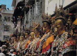 Asie NEPAL  BUDDHA SAYAMAK (samyak Buddha) (Bouddha)*PRIX FIXE - Nepal