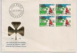 SUISSE FEDERATION DES ECLAIREUSES. 1969. - Suisse