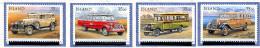 Islande ** 803 à 806 - Voitures Postales - - 1944-... Republik