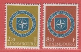 1959 ** (sans Charn., MNH, Postfrisch)  Yv  562/3    Mi  604/5