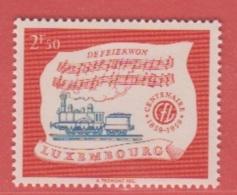 1959 ** (sans Charn., MNH, Postfrisch)  Yv  569        Mi  611
