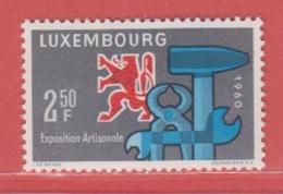 1960 ** (sans Charn., MNH, Postfrisch)  Yv  580        Mi  622