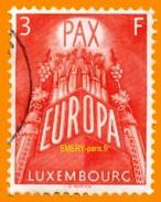 Luxembourg **LUXE 1957 P 532 Oblitéré          La Photo Est Celle Du Produit Fourni.