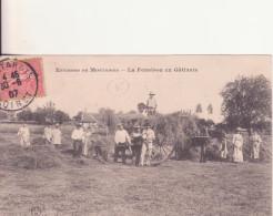 Environs De Montargis : La Fenaison En Gatinais  Prix En Baisse - Montargis