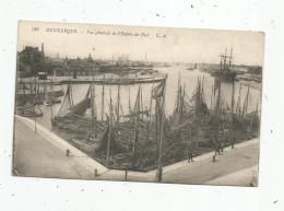 Cp , 59 , DUNKERQUE , Entrée Du Port , Bateaux  , Vierge - Dunkerque