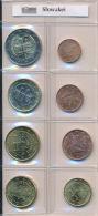 Slowakei 2009 - Kompletter Euro Münzensatz - Erstausgabe! - Slovakia