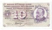 Switzerland 10 Francs 7/2/1974 .H. - Switzerland