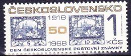 ** Tchécoslovaquie 1968 Mi 1850 (Yv 1691), (MNH) - Czechoslovakia
