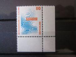 BRD Nr. 2009 Eckrand Postfrisch**