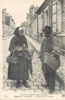 CPA St-Aignan Types De Solognots - Peasants Of Sologne - Saint Aignan