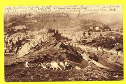 * La Roche En Ardenne (Luxembourg - La Wallonie) * (Henri Georges, Nr 33) Le Corimont, Vue Prise Du Dester, Chèvre