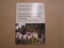HOMMES ET PAYSAGES N° 20 Itinéraire De La Pierre Et De La Bonneterie Hainaut Beloeil Blaton Bon Secours Basècles - Cultura