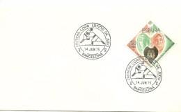 POSTMARKET  ESPAÑA 1975