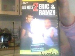 Eric & Ramzy : Les Mots 2 Eric & Ramzy [VHS] - Videocesettes VHS