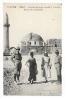 SYRIE  -  ALEP  - Grande Mosquée Devant La Citadelle, Entrée De La Citadelle -     - L 1 - Syria