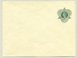Nederlands Indië - 1906 - 20 Cent Wilhelmina In Driehoek, Envelop G23 - Ongebruikt - Indes Néerlandaises