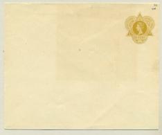 Nederlands Indië - 1912 - 17,5 Cent Wilhelmina In Driehoek, Envelop G34 - Ongebruikt - Niederländisch-Indien