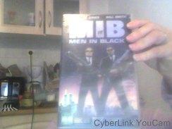 M I B Mib MEN IN BLACK (VHS) - Comedy