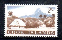 T1099 - COOK ,  Yvert N. 97  * - Cook