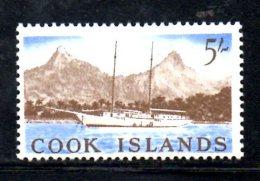 T1101 - COOK ,  Yvert N. 99  * - Cook