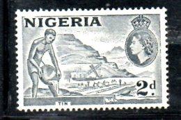 T1102 - NIGERIA ,  Yvert N. 89  * - Nigeria (1961-...)