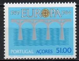 Açores - 1984 - Yvert N° 353 **  - Europa